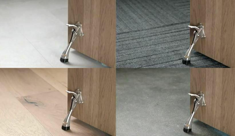 types of door stops