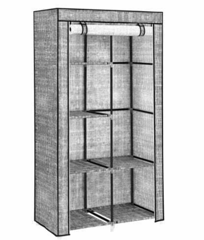 Types of Closets: SONGMICS Portable Closet