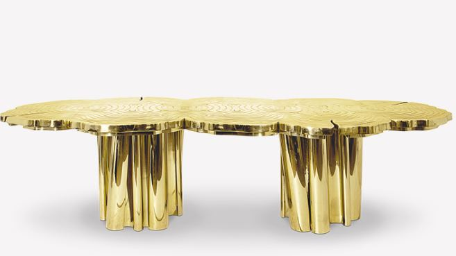 types of tables: Fortuna Dining Table